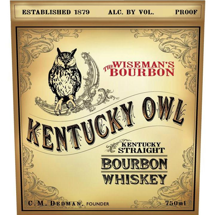 Kentucky Owl Straight Bourbon Batch 5 - De Wine Spot | Curated Whiskey, Small-Batch Wines and Sakes