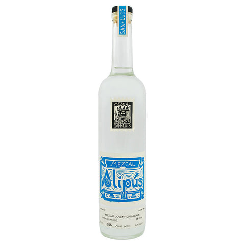 Alipus San Luis Mezcal | De Wine Spot - Curated Whiskey, Small-Batch Wines and Sakes