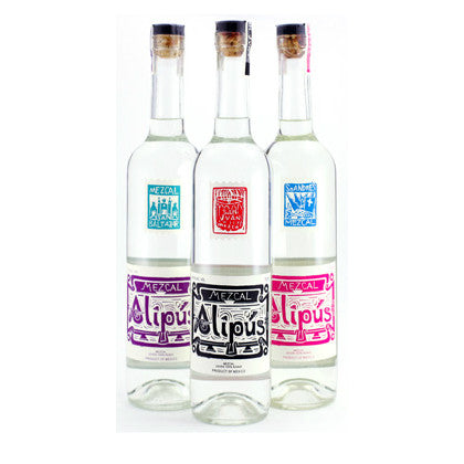 Alipus Craft Mezcal Collection - De Wine Spot | Curated Whiskey, Small-Batch Wines and Sakes