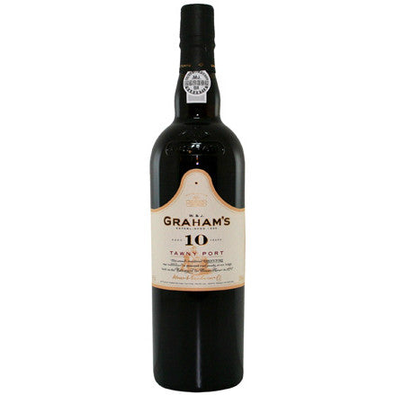 Graham's Tawny 10 Years Porto - De Wine Spot | Curated Whiskey, Small-Batch Wines and Sakes