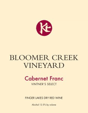Bloomer Creek Vineyard Cabernet Franc - De Wine Spot | Curated Whiskey, Small-Batch Wines and Sakes
