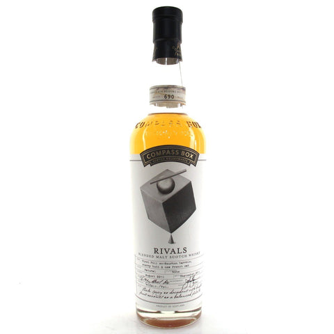 Compass Box Rivals Blended Malt Scotch Whisky - De Wine Spot | Curated Whiskey, Small-Batch Wines and Sakes