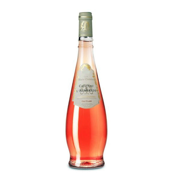 Chateau de L'Aumerade Cru Classe Cotes de Provence - De Wine Spot | Curated Whiskey, Small-Batch Wines and Sakes