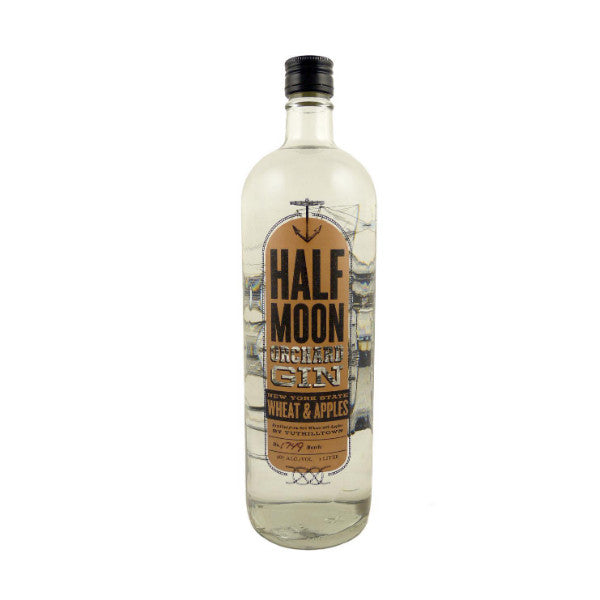 Tuthilltown Half Moon Orchard Gin - De Wine Spot | Curated Whiskey, Small-Batch Wines and Sake Collection