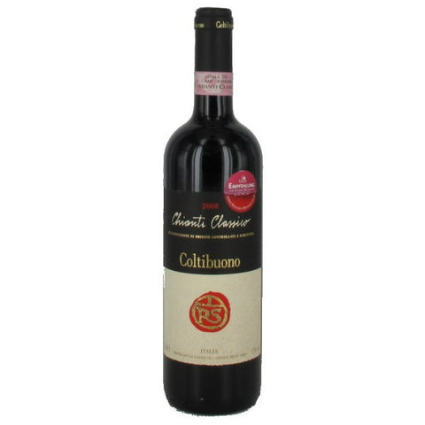 Badia A Coltibuono Chianti Classico Roberto Stucchi - De Wine Spot | Curated Whiskey, Small-Batch Wines and Sakes