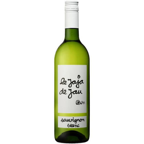 Chateau de Jau Le JaJa de Jau Vin de Pays d'Oc Sauvignon Blanc - De Wine Spot | Curated Whiskey, Small-Batch Wines and Sakes