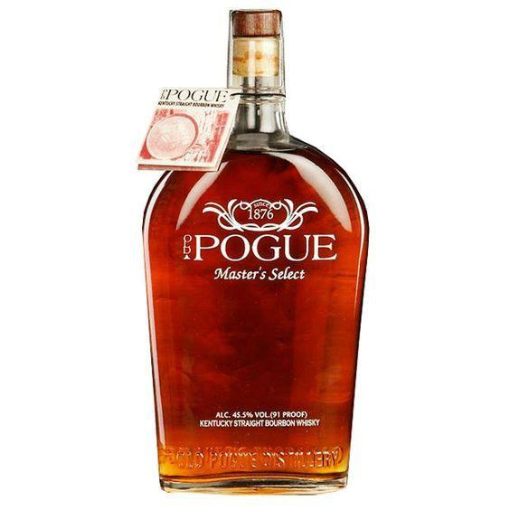 Old Pogue Master's Select Kentucky Straight Bourbon Whiskey | De Wine Spot - Curated Whiskey, Small-Batch Wines and Sakes
