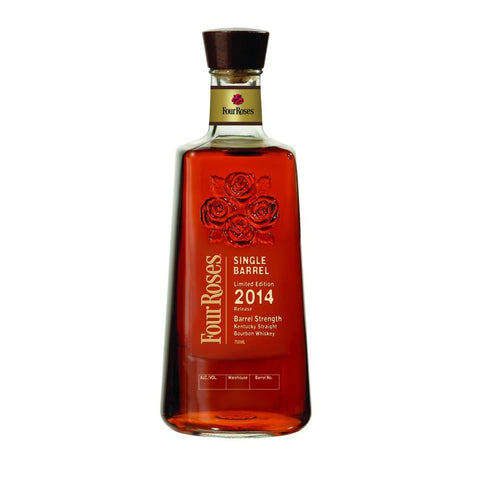 Four Roses Single Barrel Limited Edition - De Wine Spot | Curated Whiskey, Small-Batch Wines and Sake Collection