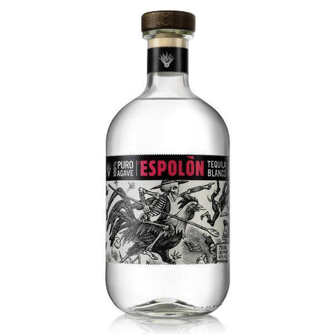 Espolon Blanco Tequila | De Wine Spot - Curated Whiskey, Small-Batch Wines and Sakes