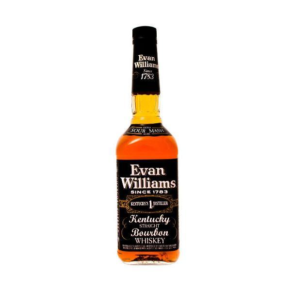 Evan Williams Sour Mash Straight Bourbon Whiskey - De Wine Spot | Curated Whiskey, Small-Batch Wines and Sakes
