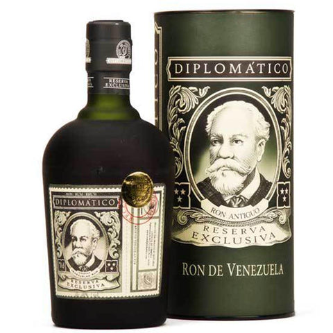 Diplomatico Reserva Exclusiva Rum - De Wine Spot | Curated Whiskey, Small-Batch Wines and Sakes