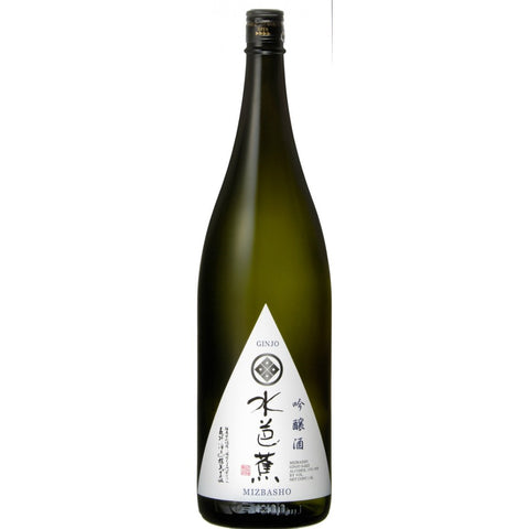 Mizbasho Ginjo Sake | De Wine Spot - Curated Whiskey, Small-Batch Wines and Sakes