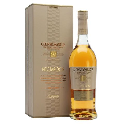 Glenmorangie The Nectar d'Or 12 Years Old Highland Single Malt Scotch Whisky | De Wine Spot - Curated Whiskey, Small-Batch Wines and Sakes