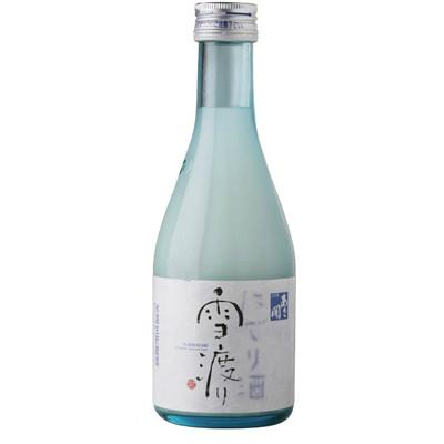 Asabiraki Yukiwatari Nigori Sake - De Wine Spot | Curated Whiskey, Small-Batch Wines and Sakes