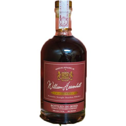 William Heavenhill Small Batch Bottled in Bond Straight Bourbon Whiskey | De Wine Spot - Curated Whiskey, Small-Batch Wines and Sakes