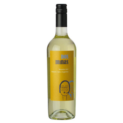 Dos Minas Torrontes | De Wine Spot - Curated Whiskey, Small-Batch Wines and Sakes