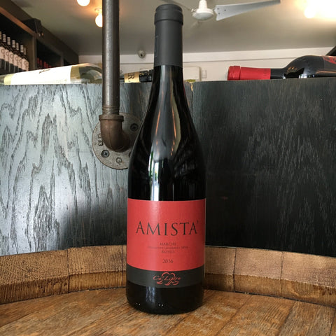 Ca'Liptra  Amista Marche Rosso - De Wine Spot | Curated Whiskey, Small-Batch Wines and Sakes