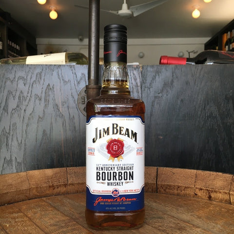 Jim Beam Mets Limited Edition Kentucky Straight Bourbon Whiskey | De Wine Spot - Curated Whiskey, Small-Batch Wines and Sakes