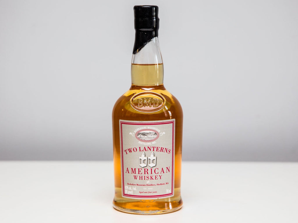 Berkshire Mountain Distillers Two Lanterns American Whiskey - De Wine Spot | Curated Whiskey, Small-Batch Wines and Sakes