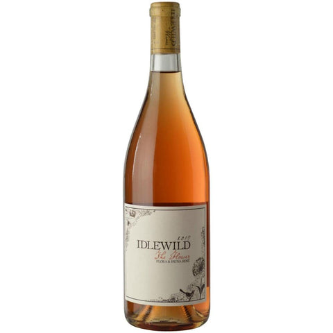 Idlewild Mendocino The Flower Rose - De Wine Spot | Curated Whiskey, Small-Batch Wines and Sakes