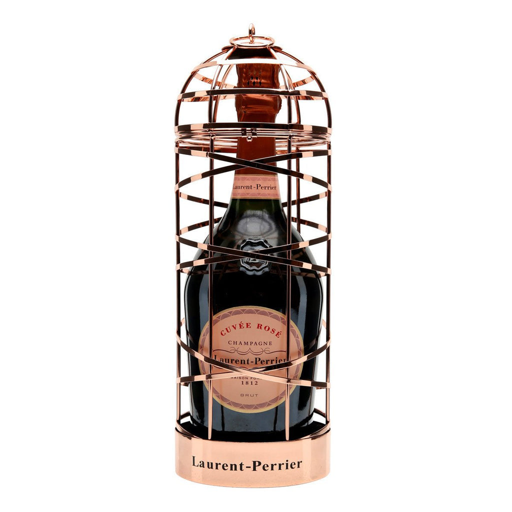 Laurent Perrier Champagne Brut Cuvee Rose - De Wine Spot | Curated Whiskey, Small-Batch Wines and Sakes