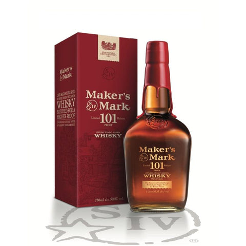Maker's Mark 101 Limited Release Kentucky Straight Bourbon Whisky - De Wine Spot | Curated Whiskey, Small-Batch Wines and Sakes