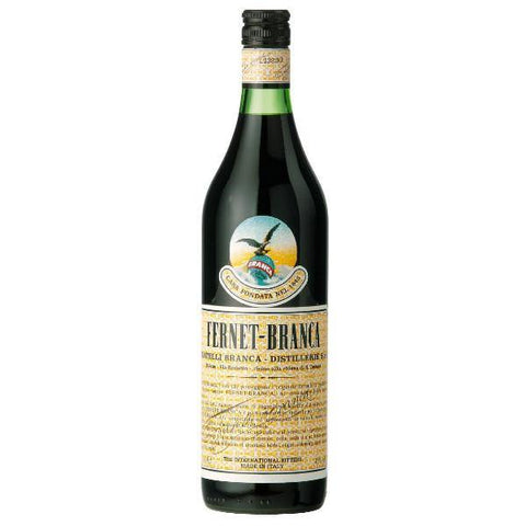 Fernet-branca | De Wine Spot - Curated Whiskey, Small-Batch Wines and Sakes