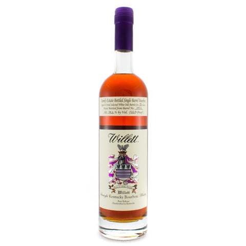 Willett Family Estate Single Barrel 15 Years Kentucky Straight Bourbon Whiskey - De Wine Spot | Curated Whiskey, Small-Batch Wines and Sakes