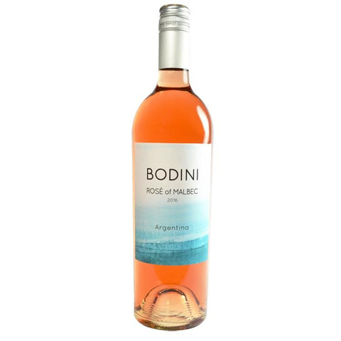 Bodini  Mendoza Rose of Malbec - De Wine Spot | Curated Whiskey, Small-Batch Wines and Sakes