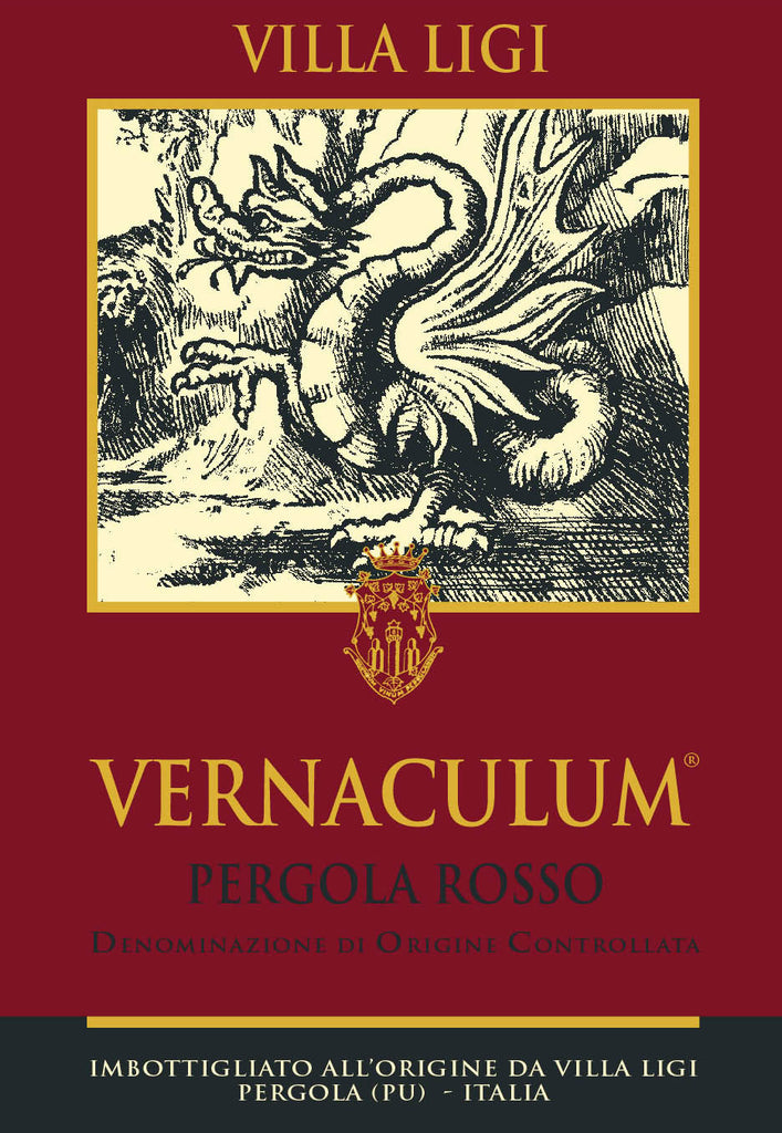 "Villa Ligi Pergola Rosso ""Vernaculum"" - De Wine Spot 