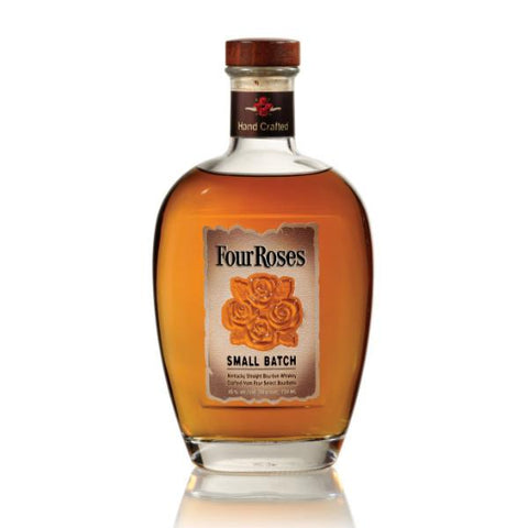 Four Roses Small Batch Kentucky Bourbon Whiskey | De Wine Spot - Curated Whiskey, Small-Batch Wines and Sakes