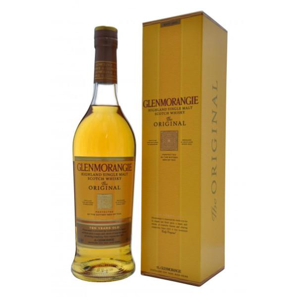 Glenmorangie The Original 10 Year Old Highland Single Malt Scotch Whisky | De Wine Spot - Curated Whiskey, Small-Batch Wines and Sakes