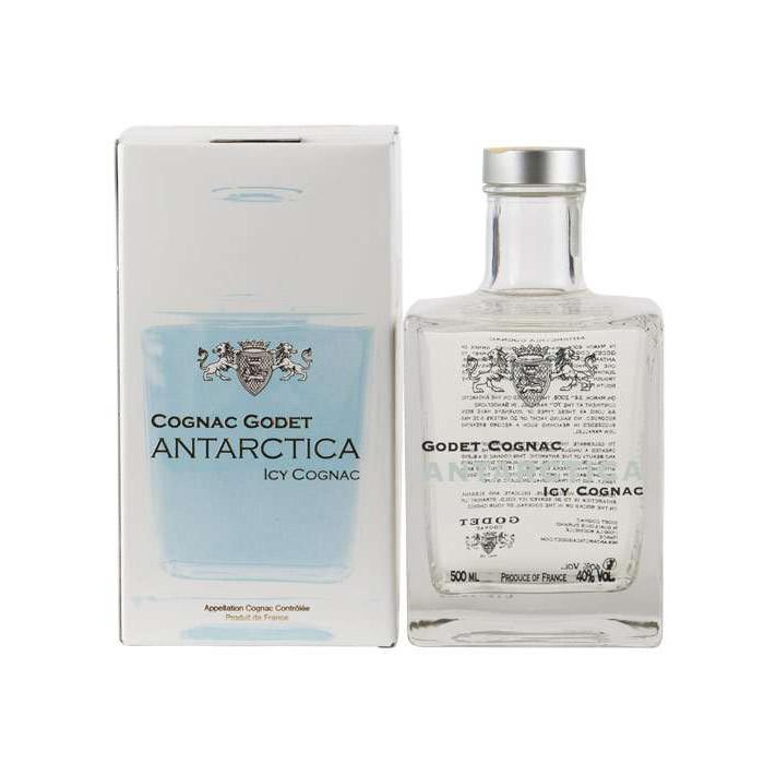 Godet Antarctica Icy Cognac - De Wine Spot | Curated Whiskey, Small-Batch Wines and Sakes