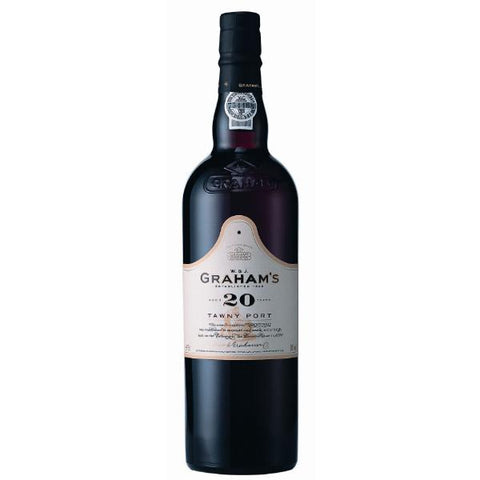 Graham 20-year Tawny Port - De Wine Spot | Curated Whiskey, Small-Batch Wines and Sakes
