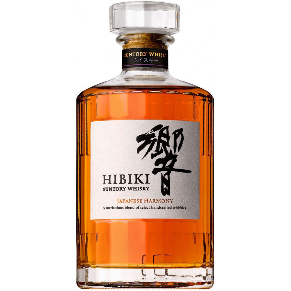 "Suntory Hibiki ""Japanese Harmony"" Whisky - De Wine Spot 