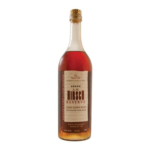 A.H. Hirsch 16yr 'Humidor Edition' Bourbon - De Wine Spot | Curated Whiskey, Small-Batch Wines and Sakes