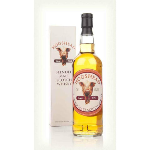 Hogs Head 86 Proof Signatory Blended Pure Malt Scotch Whisky | De Wine Spot - Curated Whiskey, Small-Batch Wines and Sakes