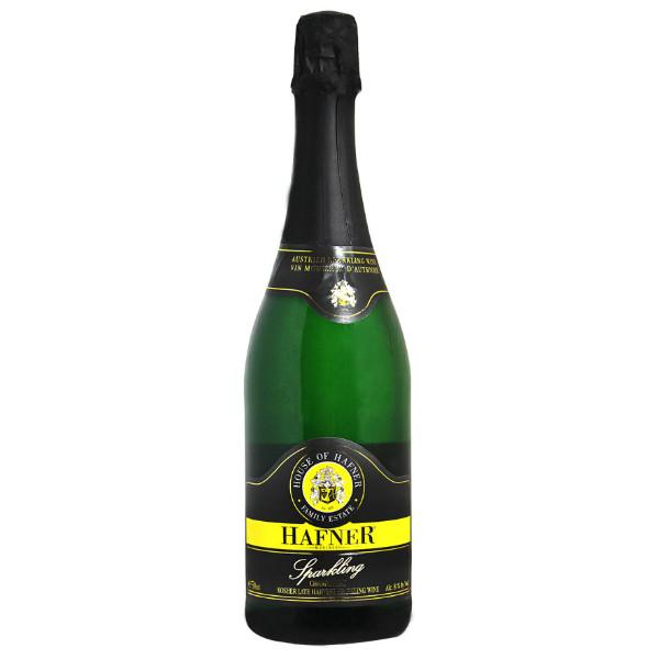 House of Hafner Sparkling Sekt Late Harvest Chardonnay - De Wine Spot | Curated Whiskey, Small-Batch Wines and Sake Collection  - 2