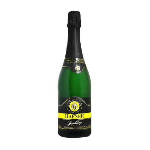 House of Hafner Sparkling Sekt Late Harvest Chardonnay - De Wine Spot | Curated Whiskey, Small-Batch Wines and Sakes