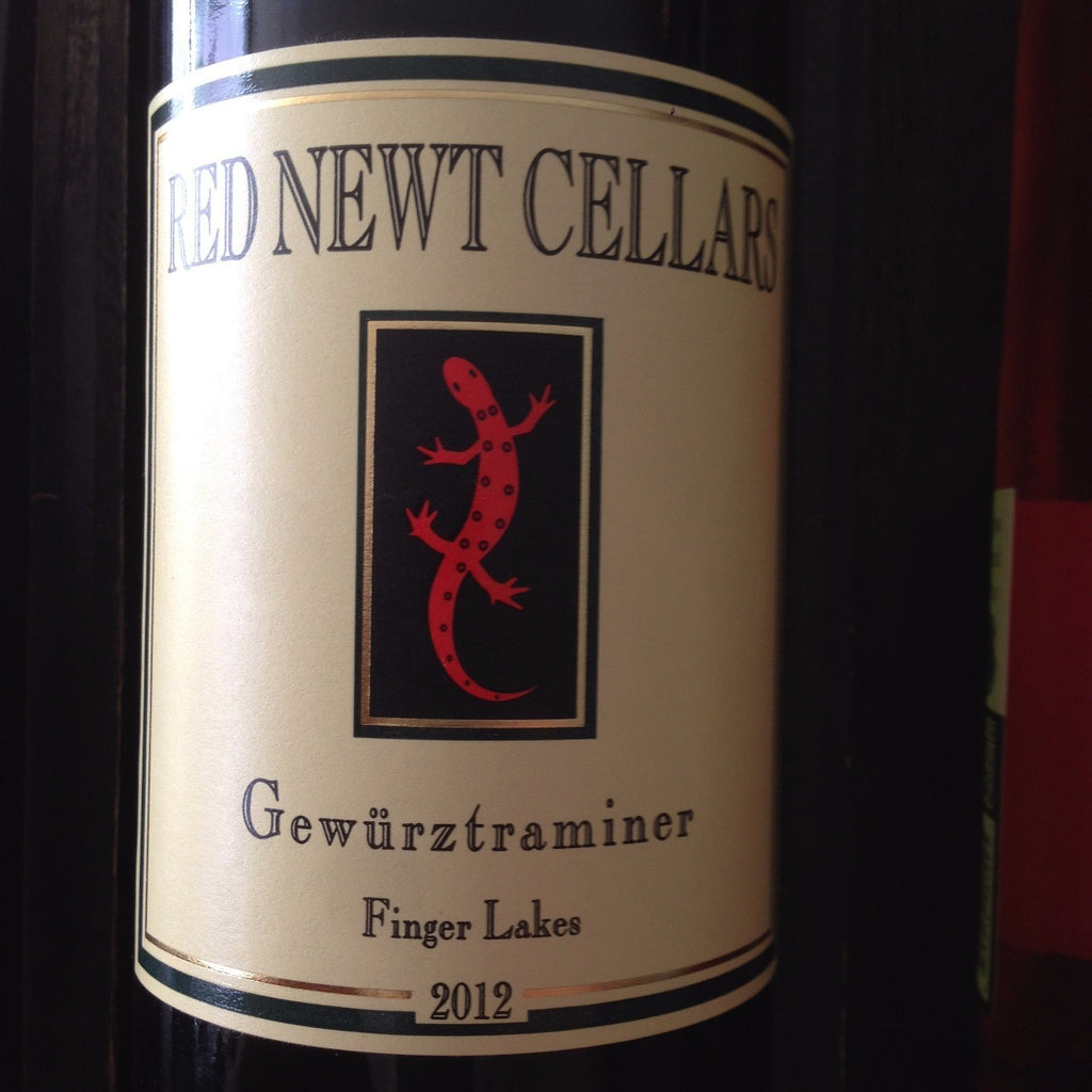 Red Newt Cellars Gewurztraminer - De Wine Spot | Curated Whiskey, Small-Batch Wines and Sakes