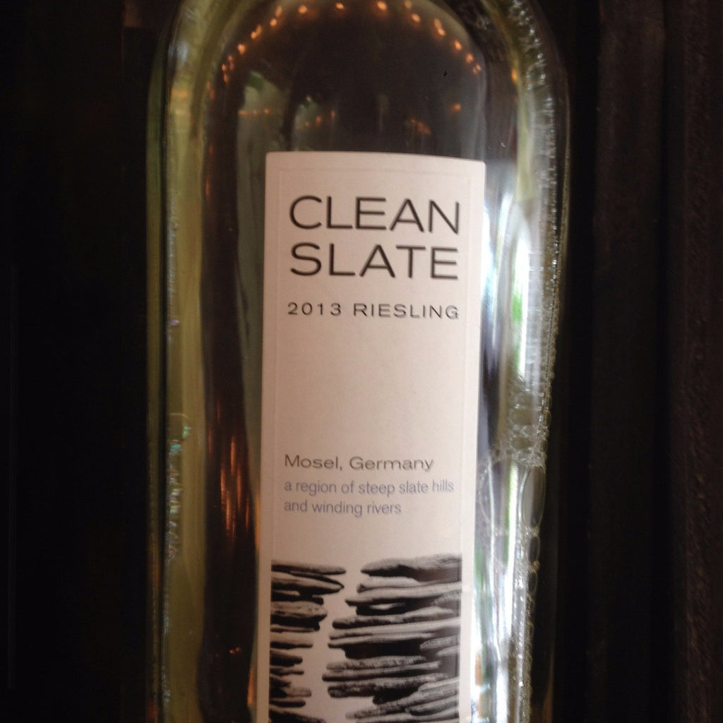 Clean Slate Mosel Riesling - De Wine Spot | Curated Whiskey, Small-Batch Wines and Sakes