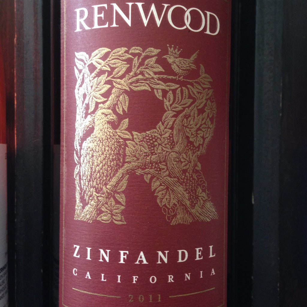 Renwood California Zinfandel - De Wine Spot | Curated Whiskey, Small-Batch Wines and Sakes
