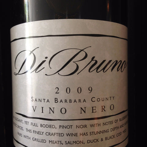Di Bruno Vino Nero Pinot Noir | De Wine Spot - Curated Whiskey, Small-Batch Wines and Sakes