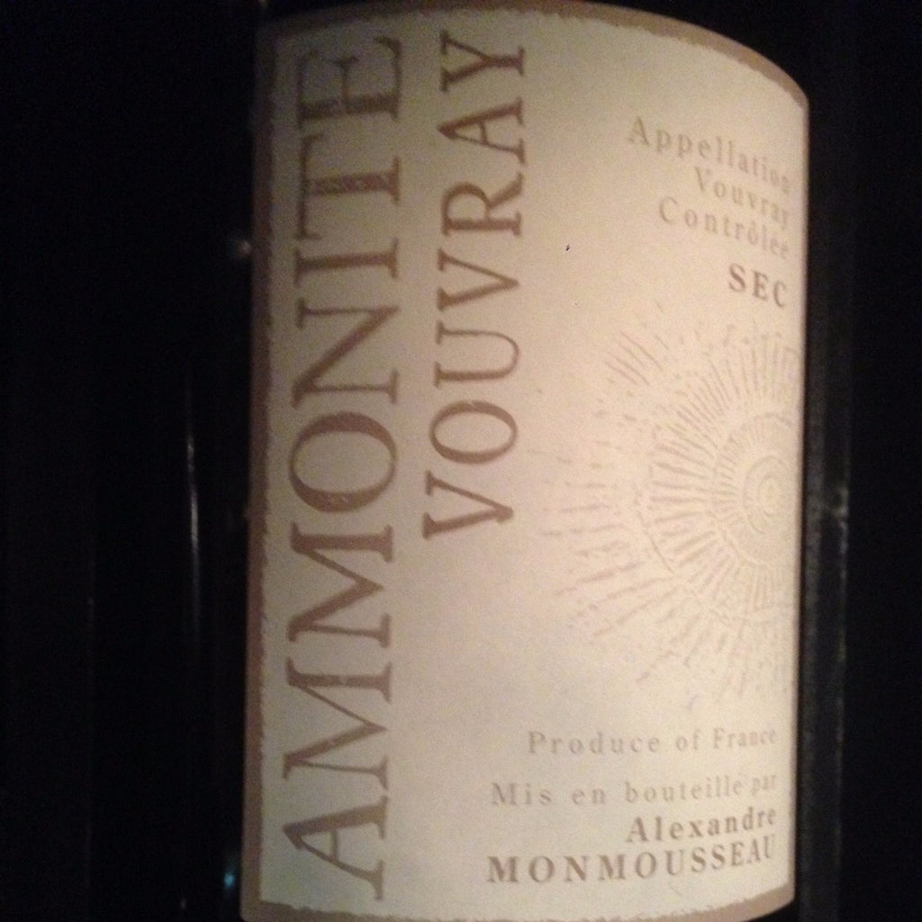 Chateau Gaudrelle Vouvray Ammonite - De Wine Spot | Curated Whiskey, Small-Batch Wines and Sakes