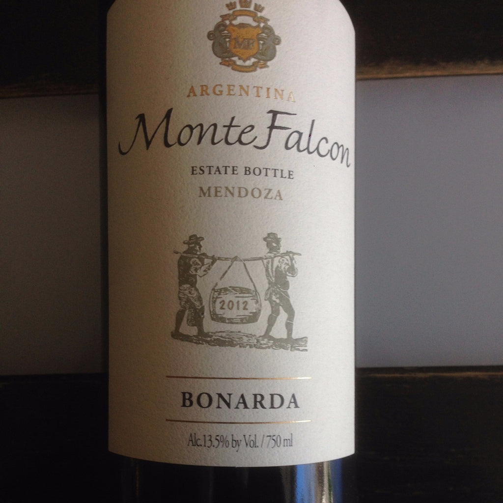Monte Falcon Bonarda | De Wine Spot - Curated Whiskey, Small-Batch Wines and Sakes