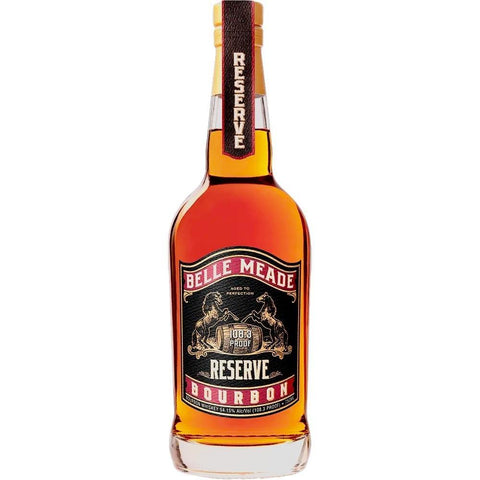 Belle Meade Cask Strength Reserve Bourbon Whiskey - De Wine Spot | Curated Whiskey, Small-Batch Wines and Sakes