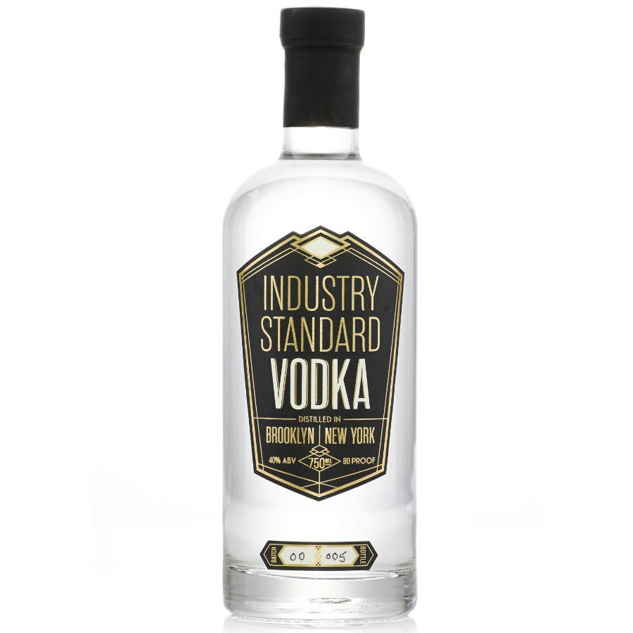 Industry Standard Vodka - De Wine Spot | Curated Whiskey, Small-Batch Wines and Sakes
