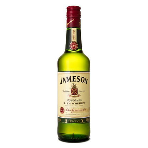 Jameson Irish Whiskey | De Wine Spot - Curated Whiskey, Small-Batch Wines and Sakes