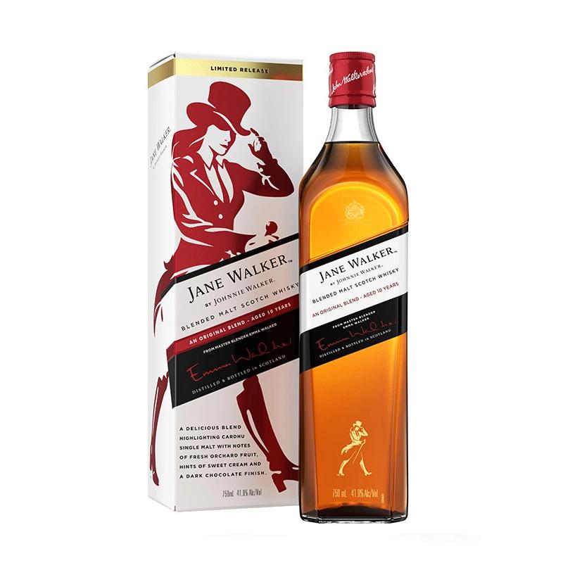 Johnnie Walker Black Label The Jane Walker Edition - De Wine Spot | Curated Whiskey, Small-Batch Wines and Sakes