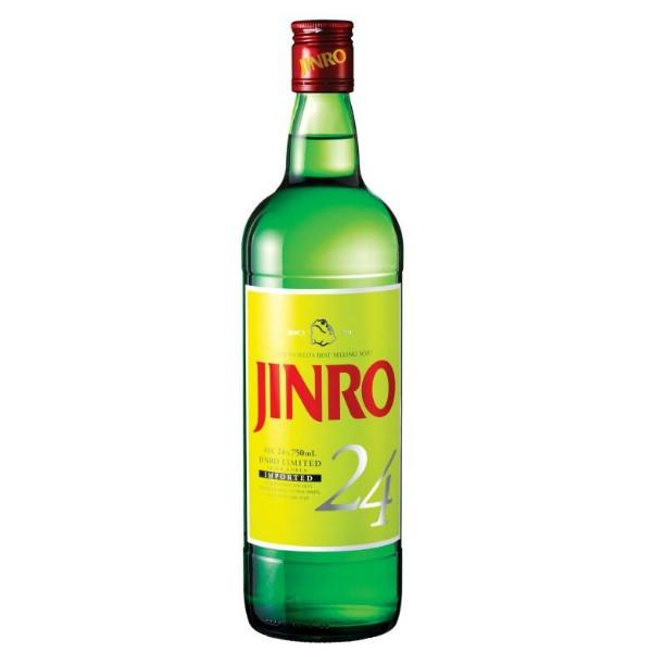 Jinro Soju - De Wine Spot | Curated Whiskey, Small-Batch Wines and Sakes